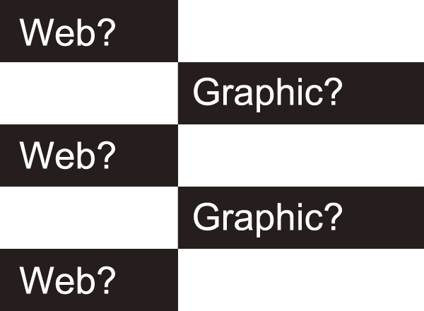 web or graphic