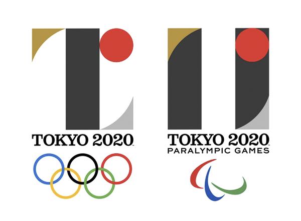2020年、五輪エンブレム