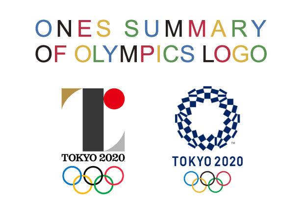 ones summary of olympics logo