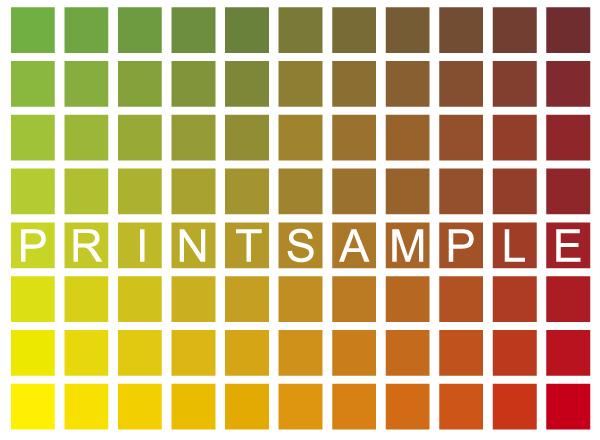 print-sample